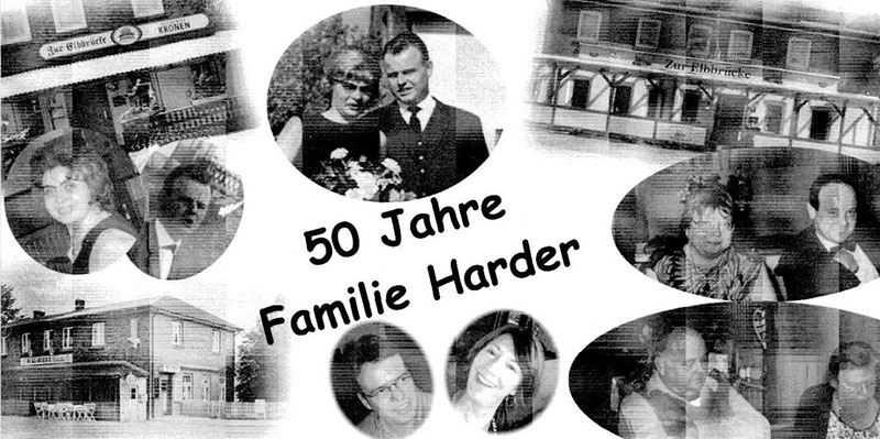 Collage zum 50